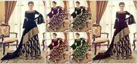 Indian Wear Salwar Suit Designer Bollywood Ethnic Wedding Palazzo with Kameez FM