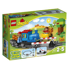 7 Lego Duplo Train Bases And Two Vehicles All Nice Condition Free Uk Post Lego Complete Sets & Packs