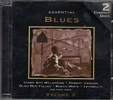 JOHNSON Robert, BROONZY Big Bill... - Essential blues vol 2 - CD Album