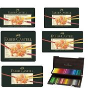 Faber Castell Polychromos Artist Quality Colour Pencils Set - From 12  to 120