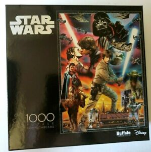 Star Wars Buffalo Games 1000 Pc Puzzle You'll Find I'm Full Of Surprises Empire