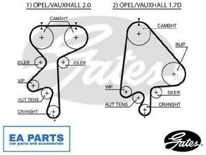 Timing Belt for LADA OPEL GATES 5368XS