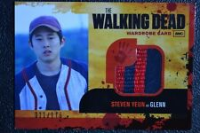 Walking Dead Season 1 M7 011/175 Summit Variant Glenn Costume Trading Card