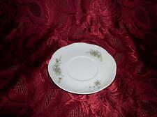 Rosenthal Classic Rose Monbijou grüne Ranke Untertasse für Kaffeetasse