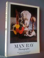 Man Ray Photographe Centre Georges Pompidou & Sers 1981 surréalisme