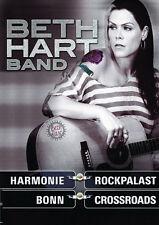 Beth Hart Band - Crossroads - Rockpalast DVD