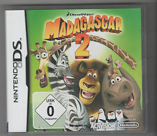 Madagascar 2  für Nintendo DS NEU