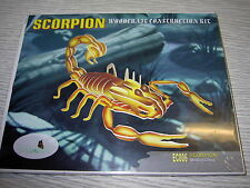 "IDEAL REVENDEUR LOT DE 44  PUZZLES EN  3D en couleur "" scorpion """