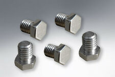 Vespa Stainless Hex Head Drain Plug with Washer