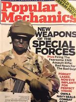 Popular Mechanics Magazine Special Forces Weapons September 2004 051218nonrh