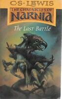 The Last Battle (The Chronicles of Narnia), C. S. Lewis, Like New, Paperback