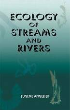 Ecology of Streams and Rivers-ExLibrary