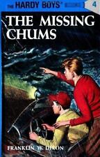 The Missing Chums (Hardy Boys, Book 4), Franklin W. Dixon,0448089041, Book, Good