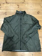 NICKELSON® King Size Lined Shell Jacket/Forest - 4XL CLEARANCE