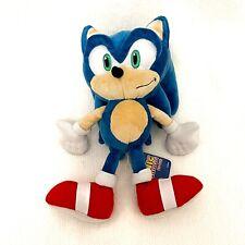 "Sanei Sonic The Hedgehog Adventure Larger 12"" UFO Catcher plush Toy Rare!"
