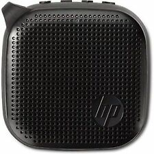 HP Mini Bluetooth Wireless Speaker 300 for iPhone iPad Android Galaxy - Black