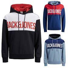 JACK&JONES Hombre Sudadera Jersey Cuello Capucha 22911