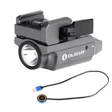 Olight PL-MINI 2 Valkyrie 600 Lumen Rechargeable Pistol Flashlight (Gray)