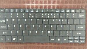 Genuine Keyboard for Acer Aspire One 532 D255 D260 EM350 PAV70 NAV50 Laptop