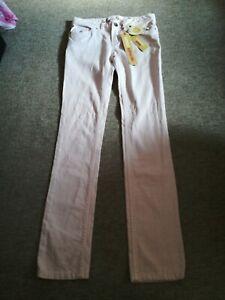 Hilfiger Denim Slim Fit Light Pink Jeans. Size W27 L34