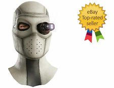Suicide Squad Deadshot Mask - Halloween Party Costume Cosplay Fancy Dress DC New
