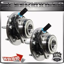 1 pair Front Wheel Bearing & Hub Assembly 515093 for Hummer H3 06 07 08 09 10