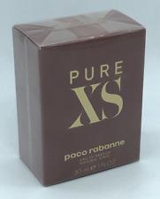 30ml Paco Rabanne PURE XS Eau de Parfum for Women Perfume Mujer 1 oz