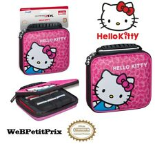 Méga Promo Hello Kitty EVA Pouch Rangement Nintendo 2DS Officiel Neuf Officiel