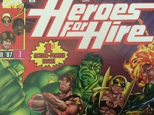 HEROES FOR HIRE (1997 Series)  (MARVEL) #1 Near Mint Comics Book