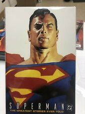 Superman The Greatest Stories Ever Told (2004) DC Comics TPB  SC Jerry Siegel