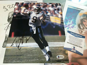 Drew Brees auto BAS COA Authentic Signed 8x10 Beckett SD Chargers autograph