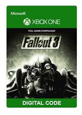 FALLOUT 3 | XBOX Live Download Key Code | US only