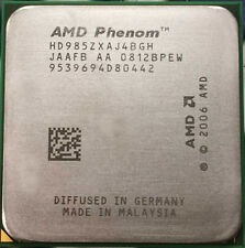 AMD Phenom X4 9850 HD985ZXAJ4BGH 2.5GHz 4-Core AM2+ 125W CPU Processor Tested