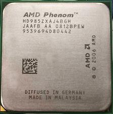 AMD Phenom X4 9850 HD985ZXAJ4BGH 2.5GHz 4-Core AM2+ 125W CPU Processor Tested