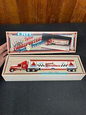 ERTL Racing Replicas Transporters Past & Present Wood Brothers #21 Racing