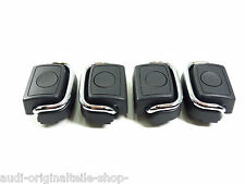 4G9863539 Audi A6 4G Avant Original Gancio Occhielli di fissaggio Gepaecksystem