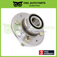 Rear Wheel Hub and Bearing Assembly for Honda Civic Del Sol Disc Brakes 4 Stud