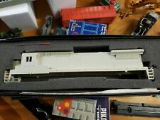 HO SCALE BACHMANN  UNDECORATED GE DASH 8-40 DIESEL- SHELL ONLY