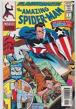 AMAZING SPIDER-MAN MINUS 1 FLASHBACK (JULY 1997) MARVEL COMICS GREAT CONDITION
