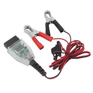 New Car Memory Saver OBD plug, keep display info and radio code battery swap UK