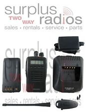 Kenwood Tk3140 K3 4W 32Ch Uhf 400-430Mhz Ltr Trunking Radio Gov't model Police