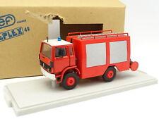 CEF Replex 1/43 - Renault JK90 Double Cabine Pompiers