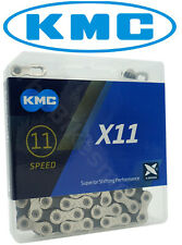 KMC X11 11 Speed Bike Chain fit Shimano Campagnolo SRAM Stretchproof fit X11.93