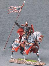 Shcherbakov-HQModels St. Petersburg: German knight on horseback. 54 mm