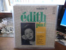 édith Piaf - volume 2 : olympia 61 - columbia  SCTX 340466