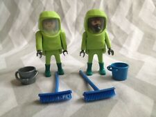 Playmobil spares for Hazmat Crew 3180 ( will combine postage)