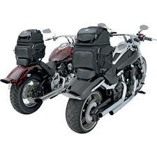 Saddlemen B3400 Sissy Bar Bag / Back Seat Bag Harley Davidson