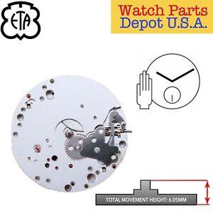 Genuine ETA 6498-1 Swiss Made Mechanical Movement - NEW!