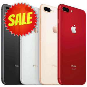 ~ Apple iPhone 8 Plus (Factory Unlocked) Verizon, AT&T, T-Mobile, Consumer GSM ~