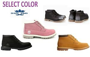 Timberland Women's  Waterproof Nellie Chukka Double Boot Shoes SELECT COLOR